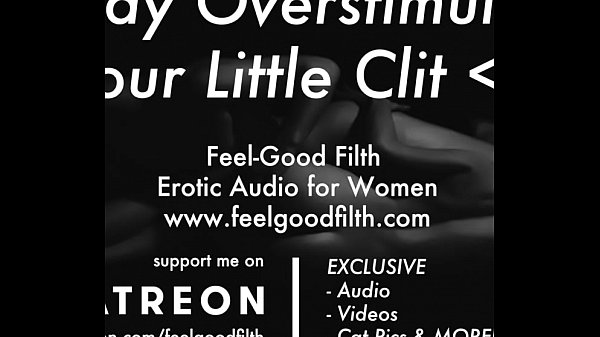 DDLG Roleplay: Daddy Makes You Cum Until You Cry (feelgoodfilth.com - Erotic Audio Porn for Women) Thumb