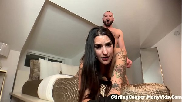 Fucked With Daddy's Cum Still Dripping Off Her Face