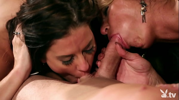 Playboy TV AFS - Threesome