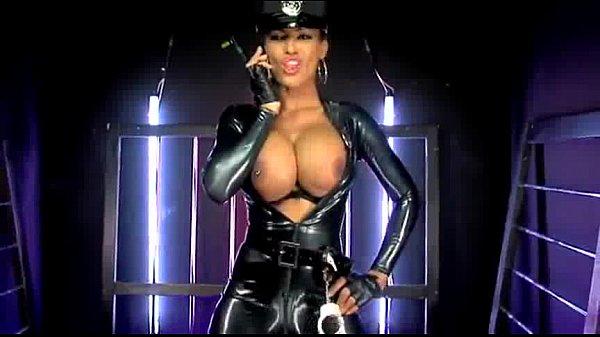 Fernanda Ferrari latex cop nightshow Thumb