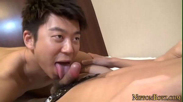 Gay japanese ass pounded