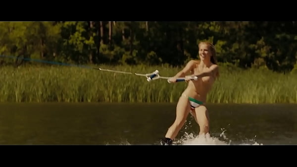 Friday the 13th (2009):  Sexy Topless Water Skier Thumb