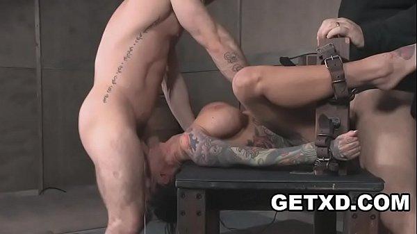 Lily Lane bondage fucked