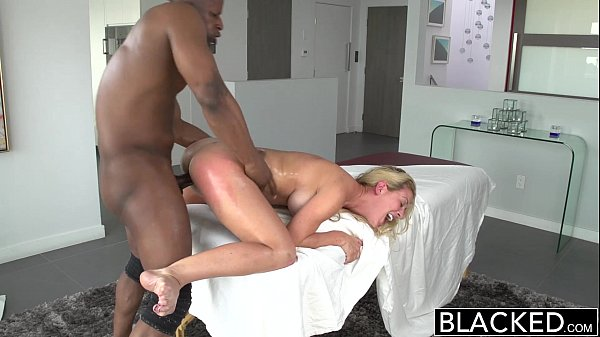 BLACKED Hot Southern Blonde Cherie Deville Take...