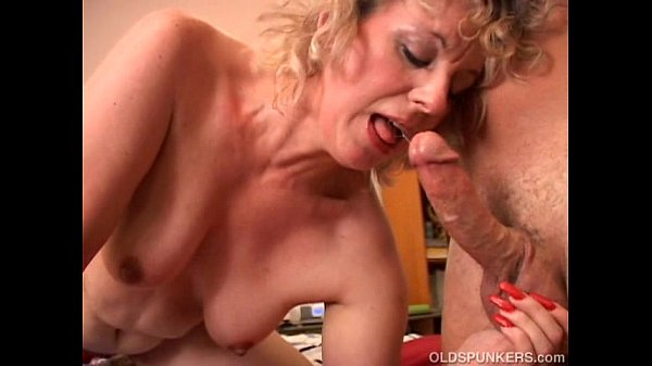 Cute Crystal is a cock hungry old spunker who l...