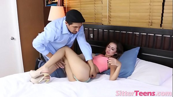 Melissa Moore Sucks Cock and Drilled