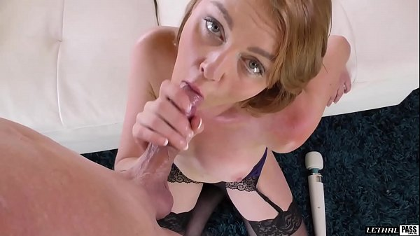 Mike Hunt Fills Marie Mccray's Pussy With His Hard Cum Rod