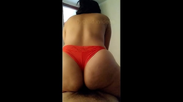 Young latina with big ass gets intense orgasm