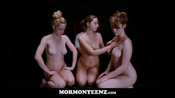 Three Mormon Teen Girls Explore Bodies And Make Each Other Orgasm