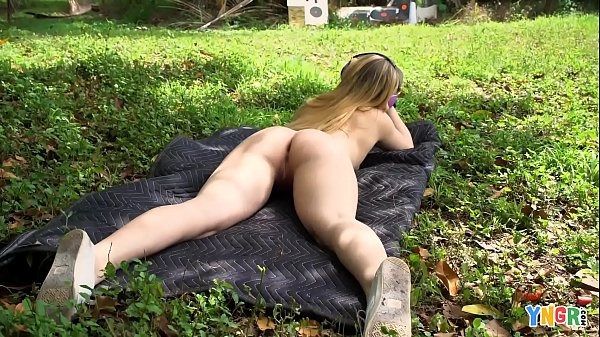 YNGR - Shooting And Fucking With Blonde Teen Ta...