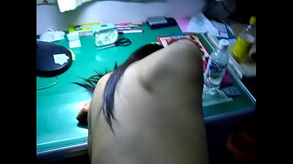 taiwan girl from behind Thumb