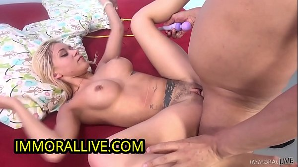 A Deep Creampie Makes the Day of Marsha May!