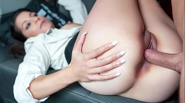 VIP SEX VAULT - Pierced brunette Jocelyn dirty fuck fest with her driver Thumb