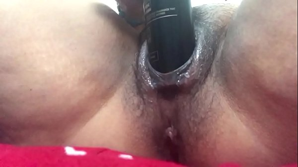 playing with my wet pussy