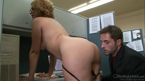 Ava Rose Fucked At Work