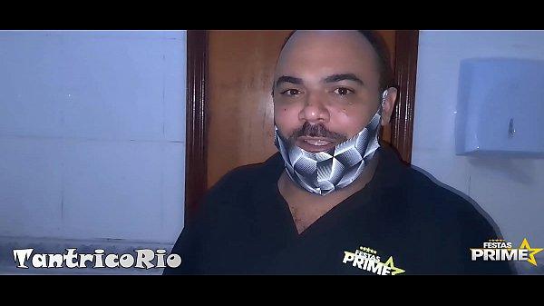 Primeira Massagem da Série Tantrica Rio com Gat...