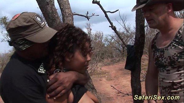 babe punished at the safari trip Thumb