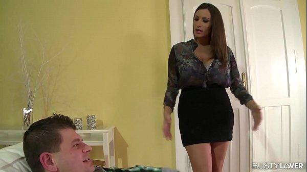 Busty lovers get ready to cum as curvy Sensual ...