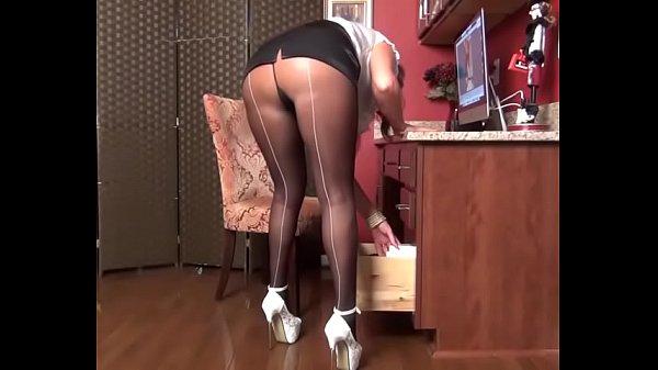 Best Mom Secretary Huge Tits Heels POV. See pt2 at goddessheelsonline.co.uk