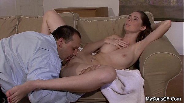 He tricks her into pussy licking and cock riding
