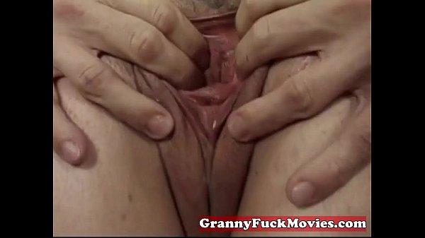Fucking a huge mature snatch  thumbnail