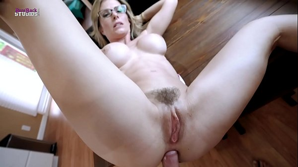 Caught My Step Mom Masturbating and She Let me Fuck her Ass - Cory Chase