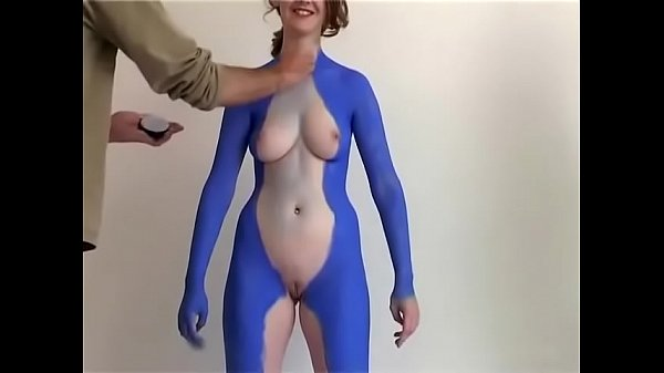 Body paint is the next big shit Thumb