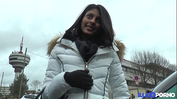 French Indian teen wants her holes to be filled...