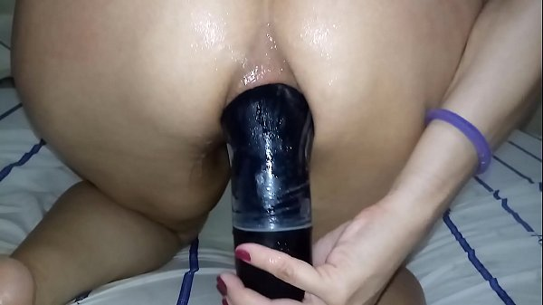 taking the toy out of the ass