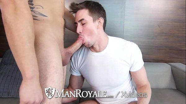 ManRoyale Morning laundry fuck with Jack Hunter and Jordan Boss HD+Gays xxarxx