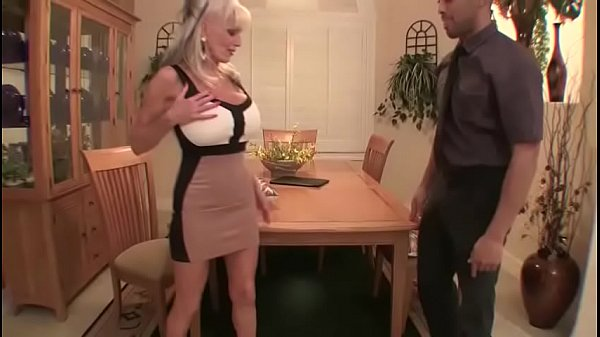 Huge tits mature granny plays hard to get - watch more on sexchat.tf