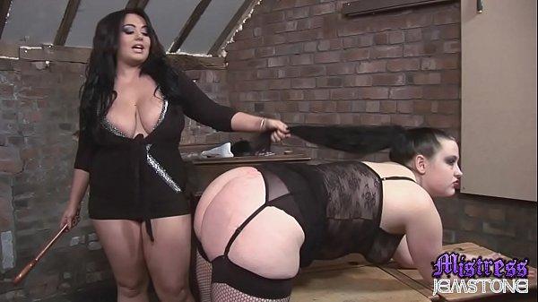Mistress Jemstone Destroys Emma Seleste