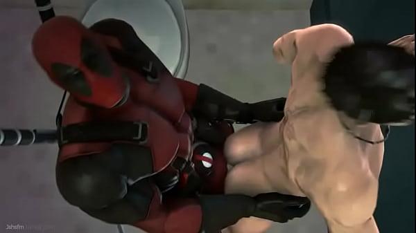 Porn deadpool This Cant