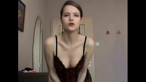 French dome Suzanne makes you into panty slut JOI