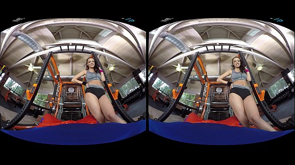 Naughty America VR - fuck Sofi Ryan in the gym!