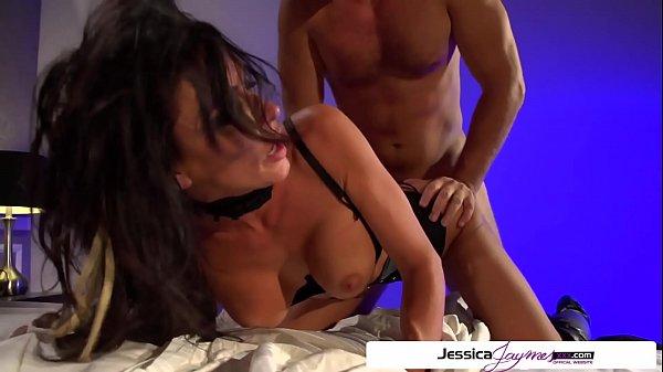 Jessica Jaymes XXX - Jessica Jaymes suck and fuck a big dick, big boobs