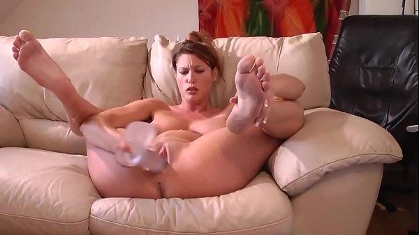 Danish amateur masturbates and squirts 2