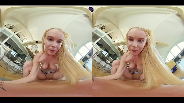 Czech VR 373 - Mesmerizing Blonde Horny for you...