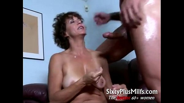 Horny natural mature housewife spooned