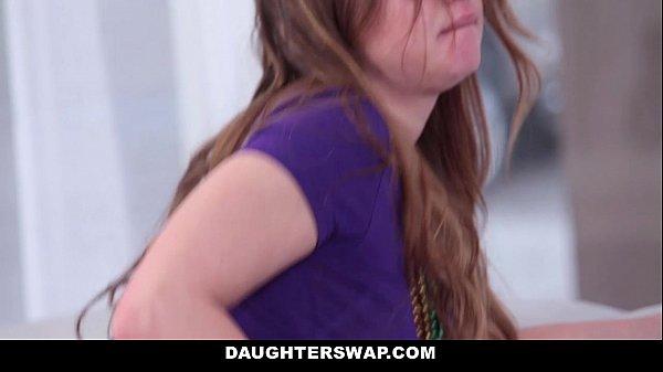 DaughterSwap- Dutch Teen (Sierra Nicole) Fucked After Mardis-Gras