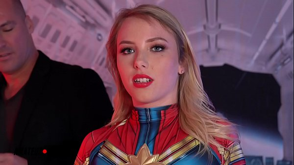 Amateur Boxxx - Dixie Lynn is a Teenage Captain Marvel