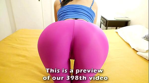 Incredibly Hot Latina Teen Has Perfect Ass and ...