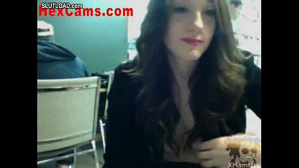 Webcam Girl Masurbating In Public Thumb