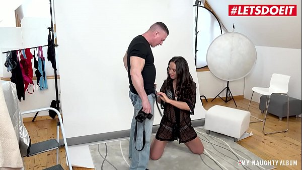 LETSDOEIT - #Nataly Gold #Dyllon Day - Teasing Russian Brunette Wants To Fuck With Her Photograph Thumb