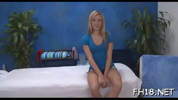 Hawt 18 year old girl gets screwed hard by her massage therapist!