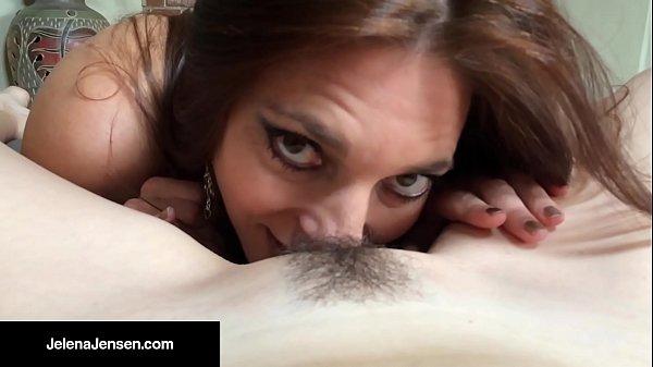 סרטון פורנו Pussy POV? OMG! Jelena Jensen & Mindi Mink (sucks my pussy!)