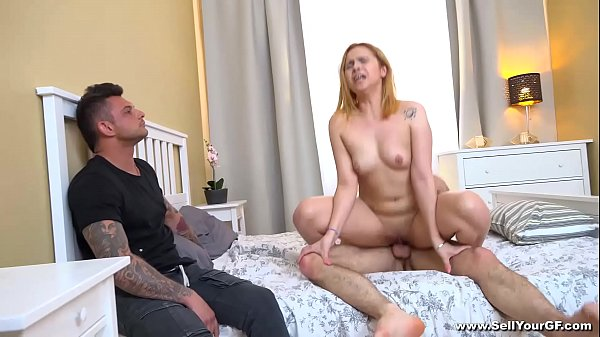 Sell Your GF - Redhead gf Karry Slot fuck for rent money Thumb