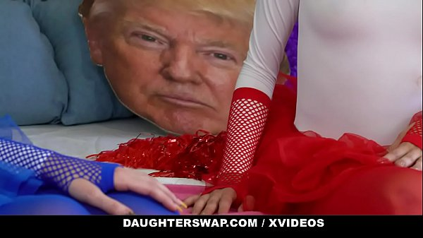 Voting & Fucking Your Neighbor's Stepdaughter (Sia Lust) (Mackenzie Mace) Is Important For Democracy - DaughterSwap