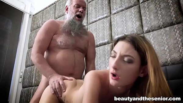 Doctor Does Routine Check on Old Cock