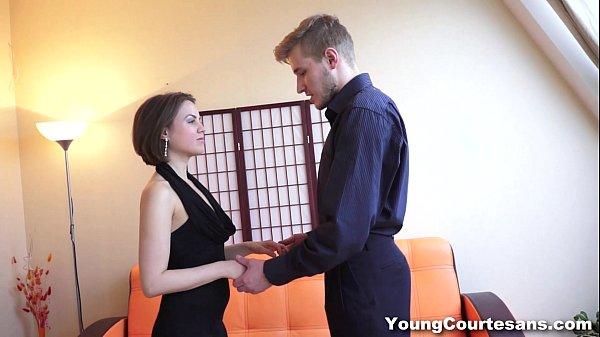 Young Courtesans - Teen courtesan Jalace knows her job teen porn